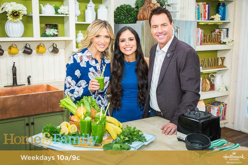 Catherine Page Jewelry on Home & Family